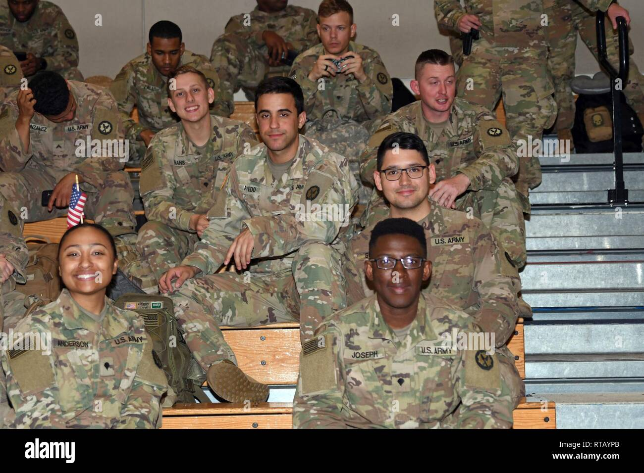FORT BLISS, Texas – Approximately 140 Army Reserve Soldiers