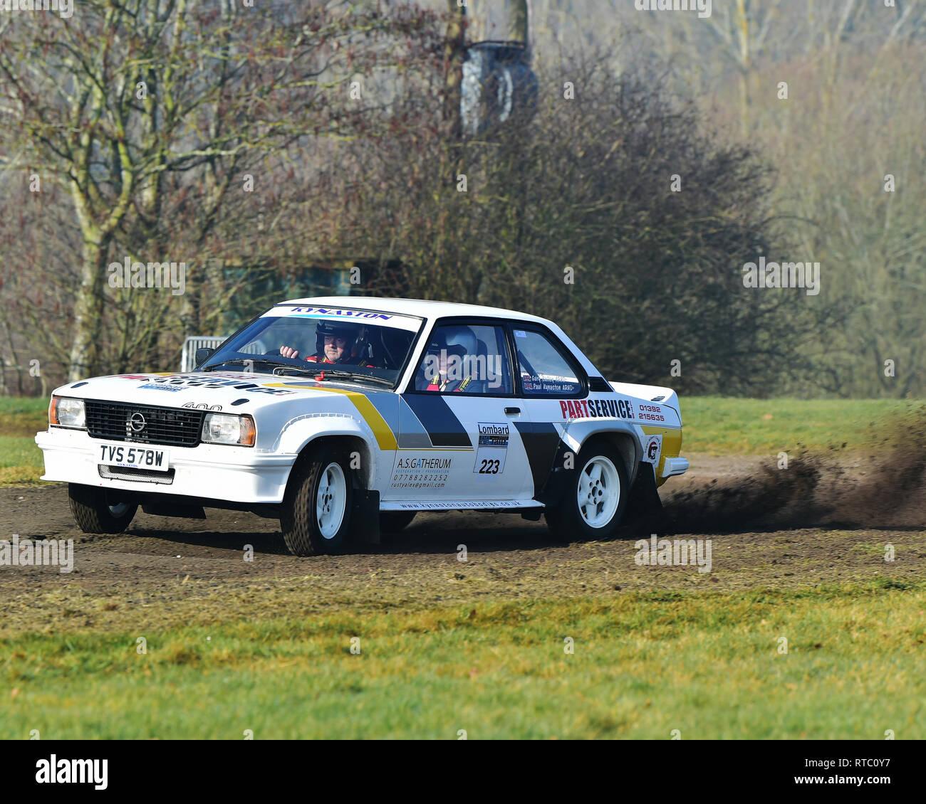 Opel Ascona Stock Photos & Opel Ascona Stock Images