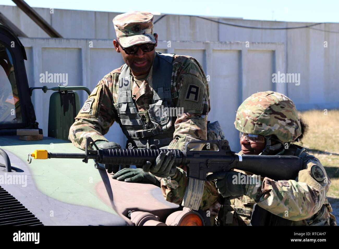 120th Infantry Brigade High Resolution Stock Photography And Images Alamy