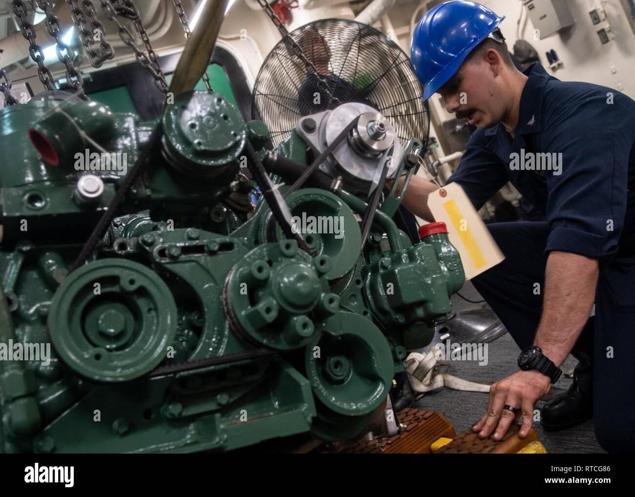 Garrett Engine Stock Photos & Garrett Engine Stock Images - Alamy