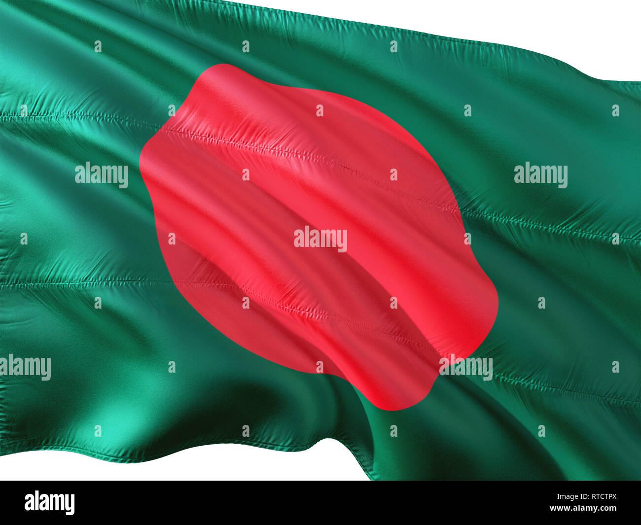 Flag Of Bangladesh Stock Photos & Flag Of Bangladesh Stock
