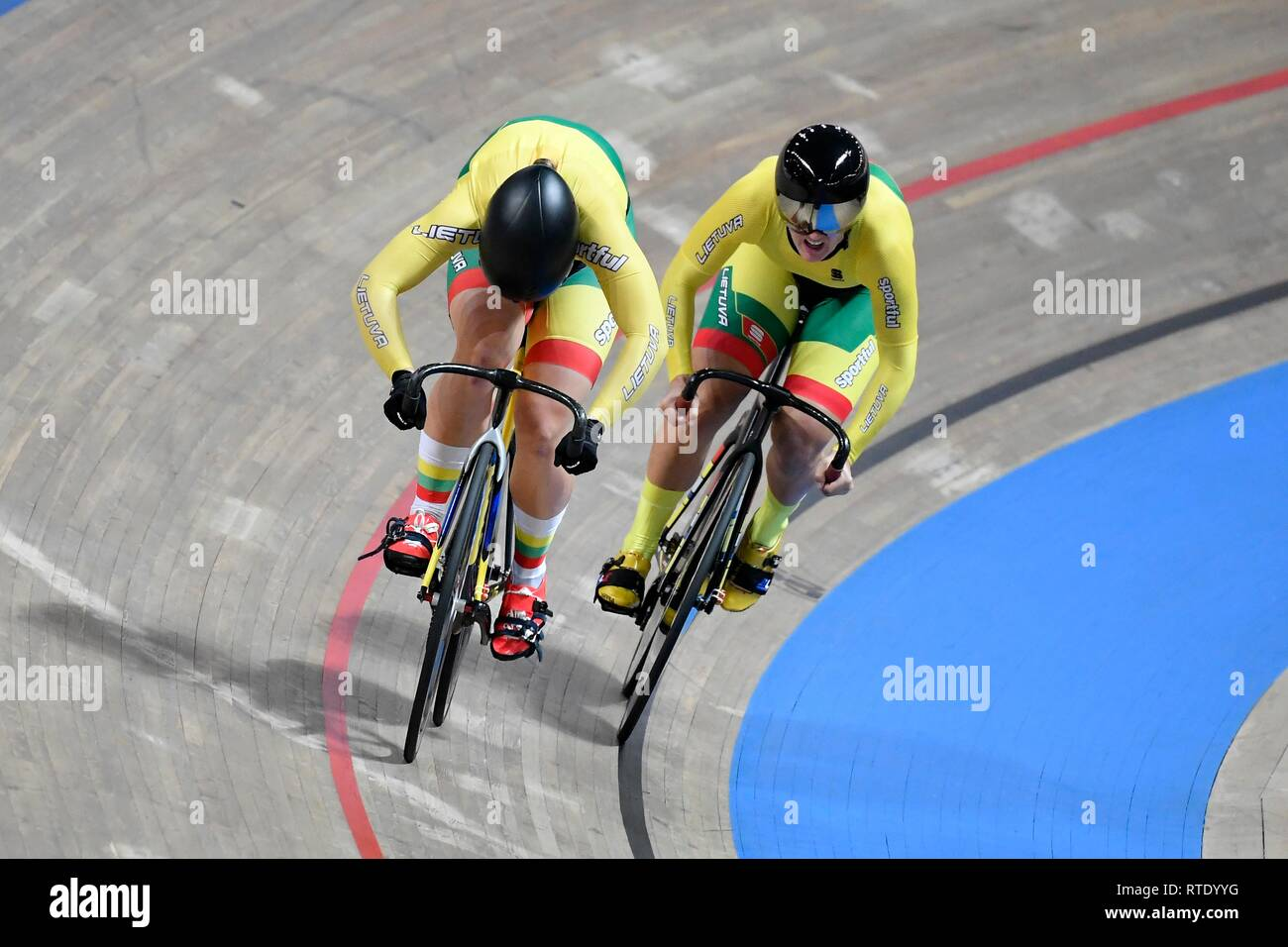 Track Cycling World Championships 2019 Uci On February 27 2019 At