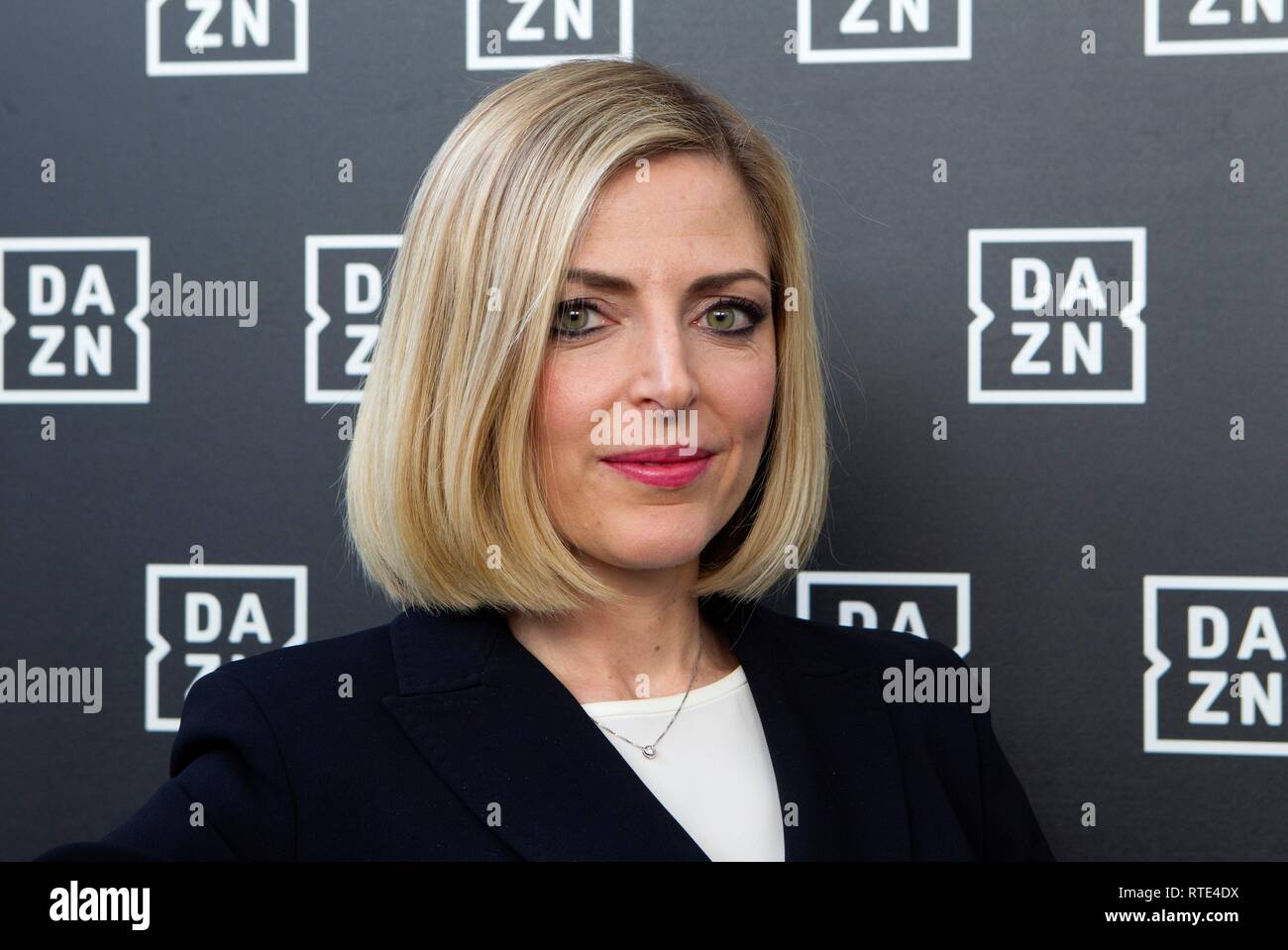 DAZN Executive Vice President for Southern and Eastern Europe