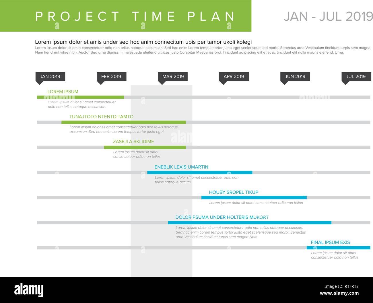 project timeline graph - Jasonkellyphoto co