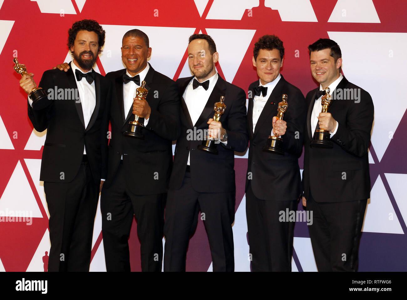 Academy Awards Stock Photos & Academy Awards Stock Images