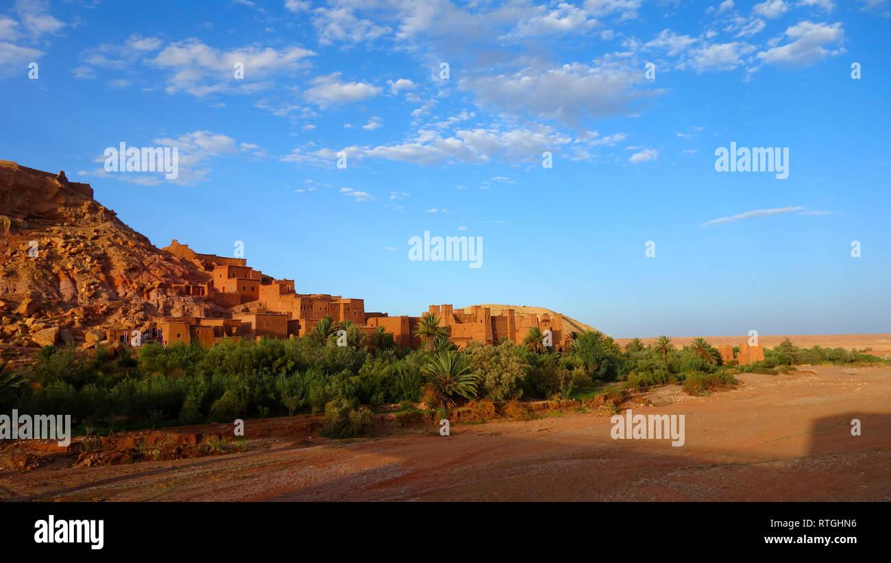 Morocco, Ait Ben Hadou - Stock Image