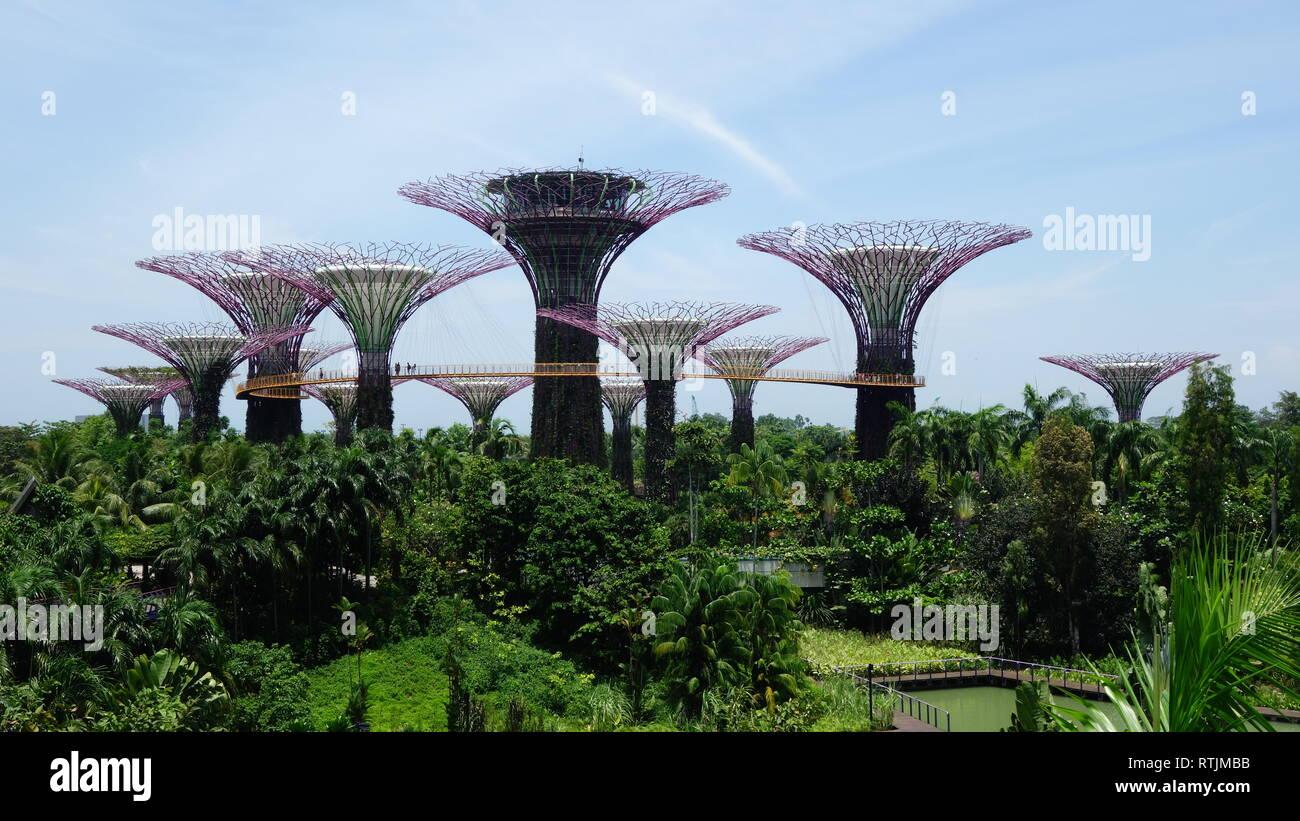 Singapore - Stock Image