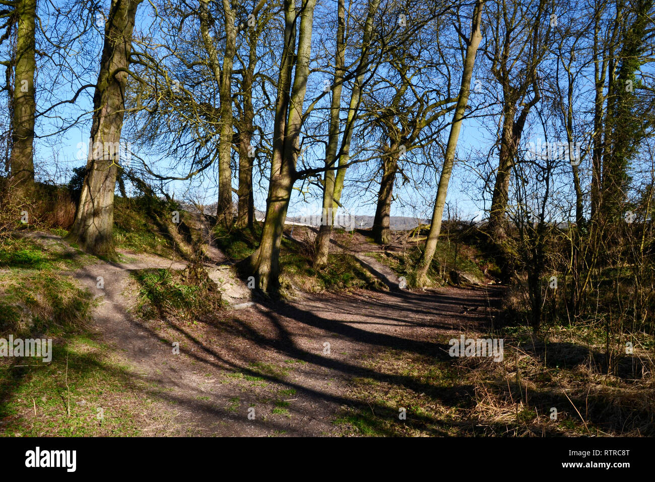 Princes Risborough, Buckinghamshire, UK - Stock Image