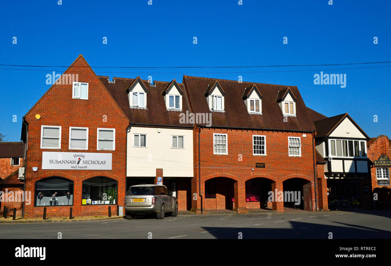 Susannah Nicholas Health and Beauty in the Malthouse Shopping Arcade, Princes Risborough, Buckinghamshire, UK - Stock Image