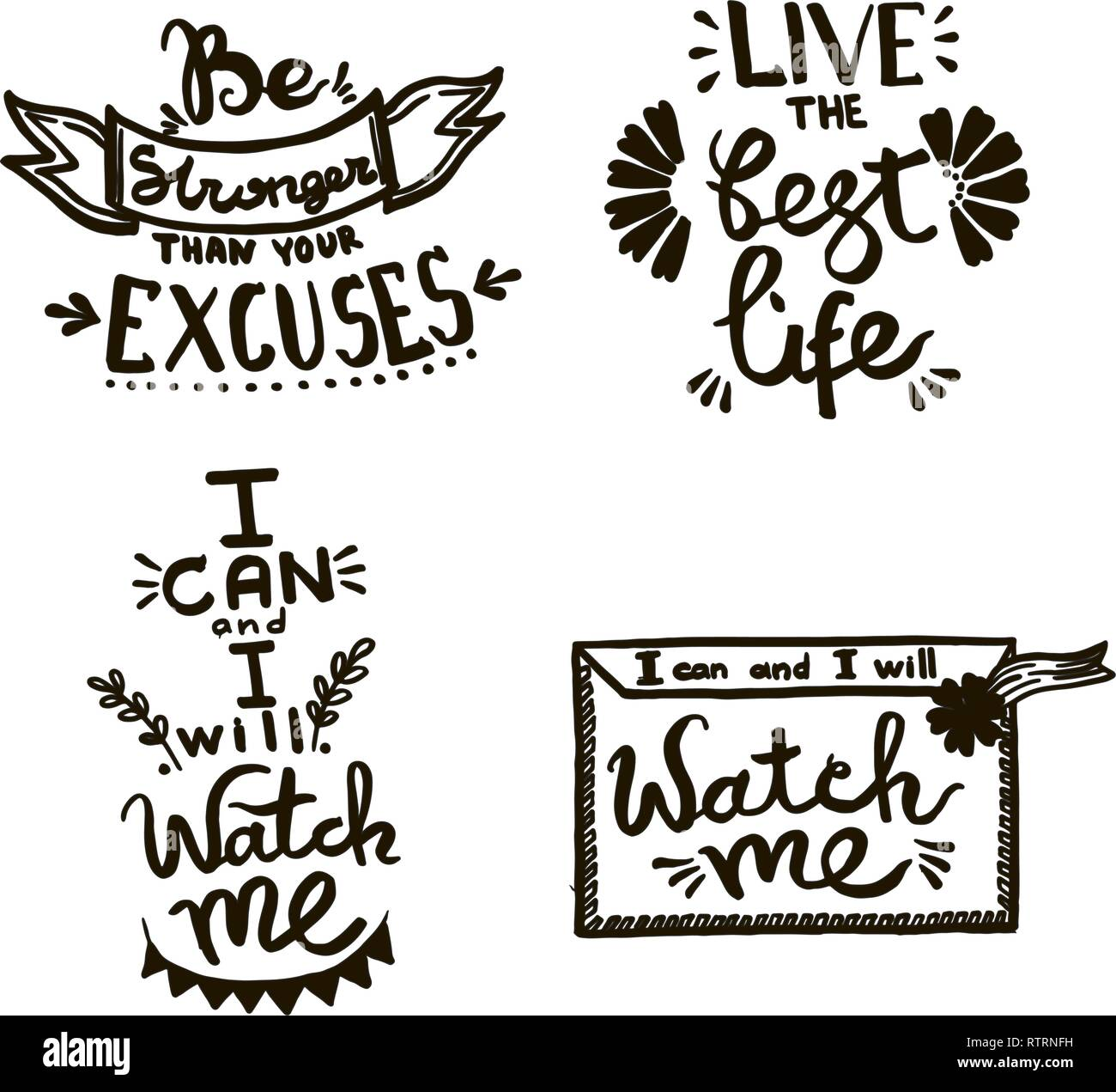 Quotes Cut Out Stock & Alamy