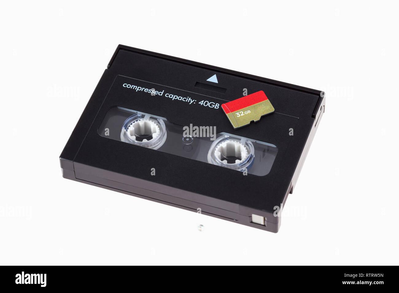 Micro Cassette Stock Photos & Micro Cassette Stock Images - Alamy