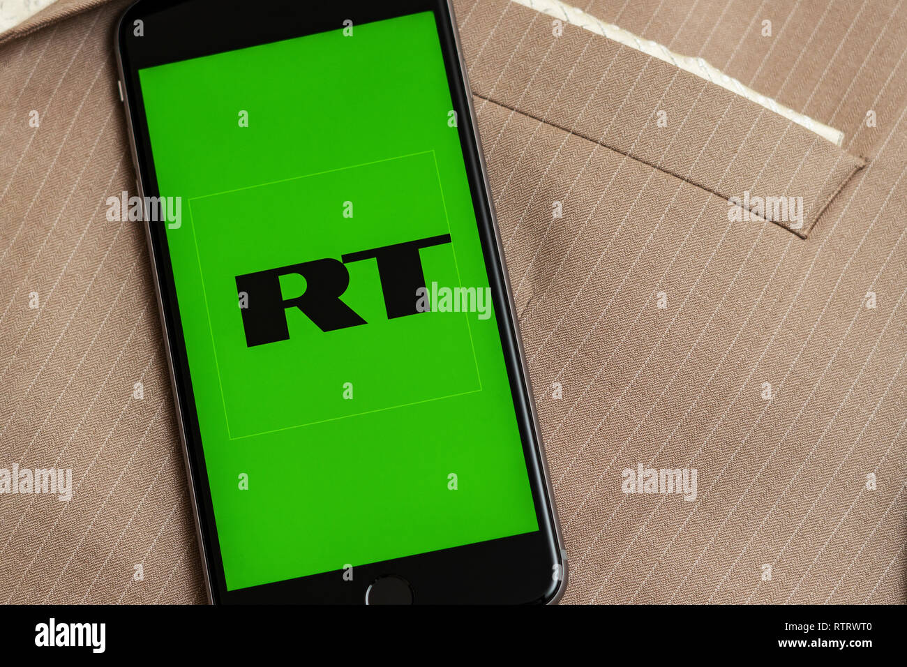 Russia Today Stock Photos & Russia Today Stock Images - Alamy