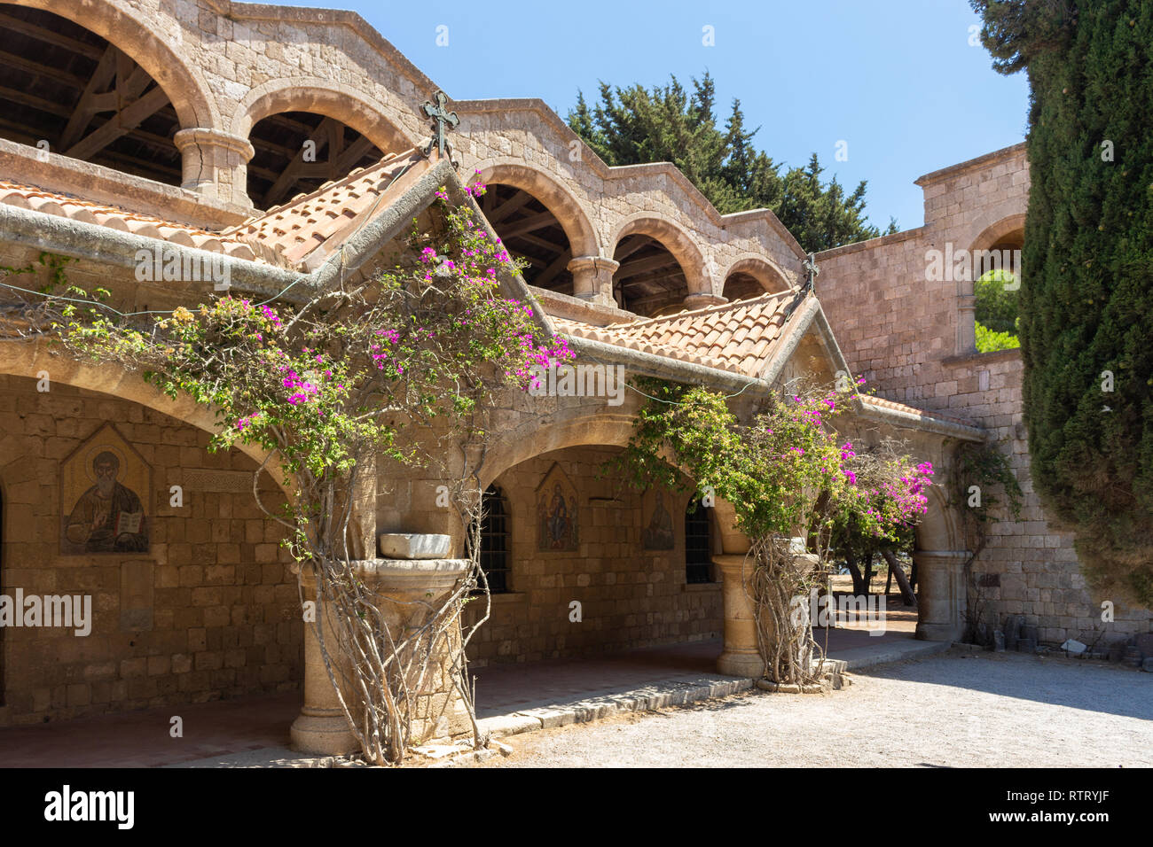 Rhodos, Griechenland - Stock Image