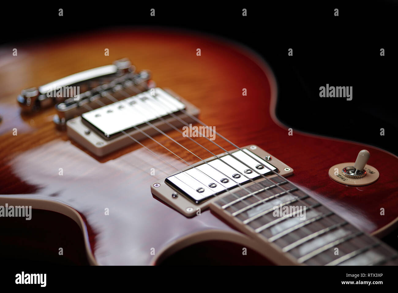 Gibson Les Paul Stock Photos & Gibson Les Paul Stock Images
