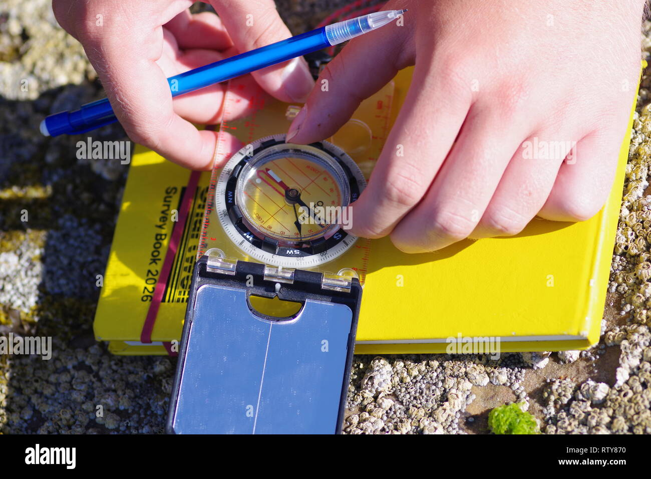 Clinometer Stock Photos & Clinometer Stock Images - Alamy
