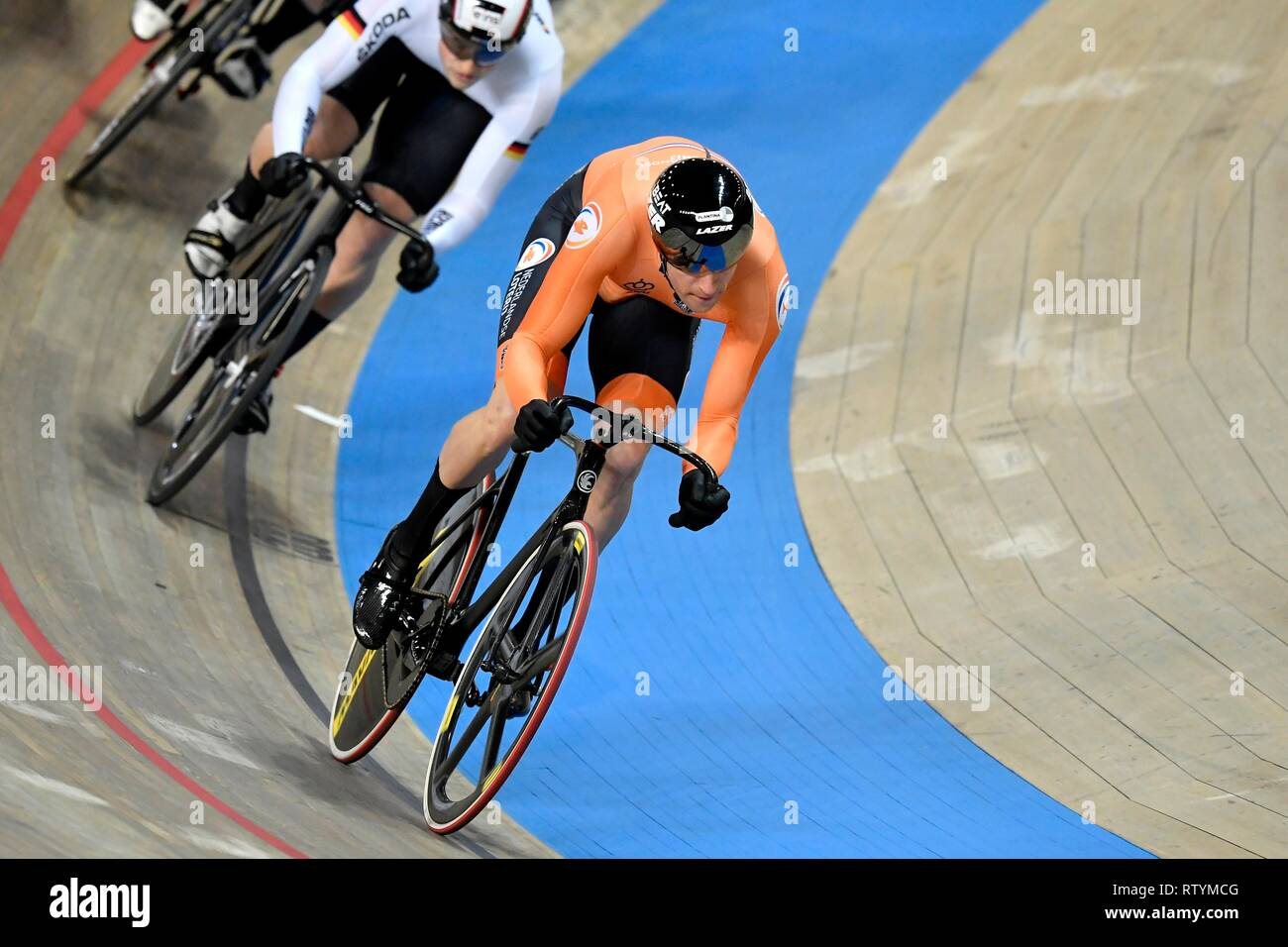 Track Cycling World Championships 2019 Uci On February 28 2019 At