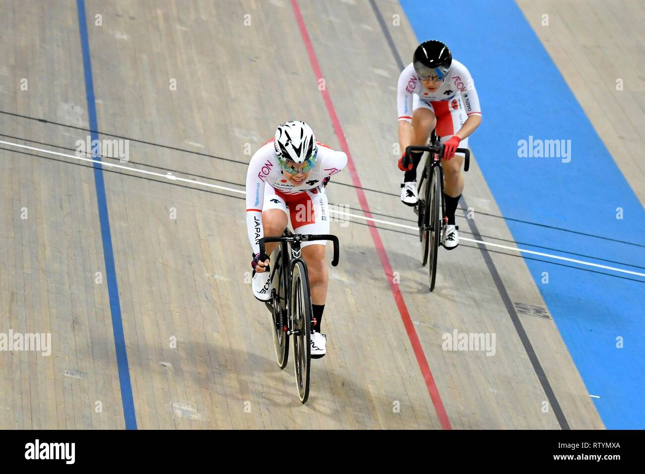 Track Cycling World Championships 2019 Uci On March 2 2019 At Bgz
