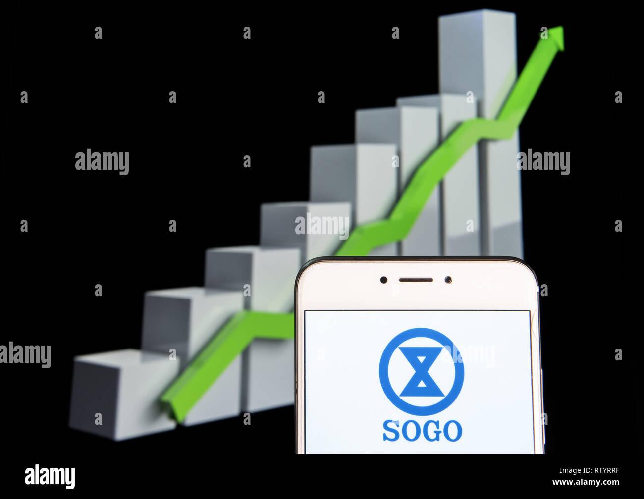 Sogo Hong Kong Stock Photos & Sogo Hong Kong Stock Images