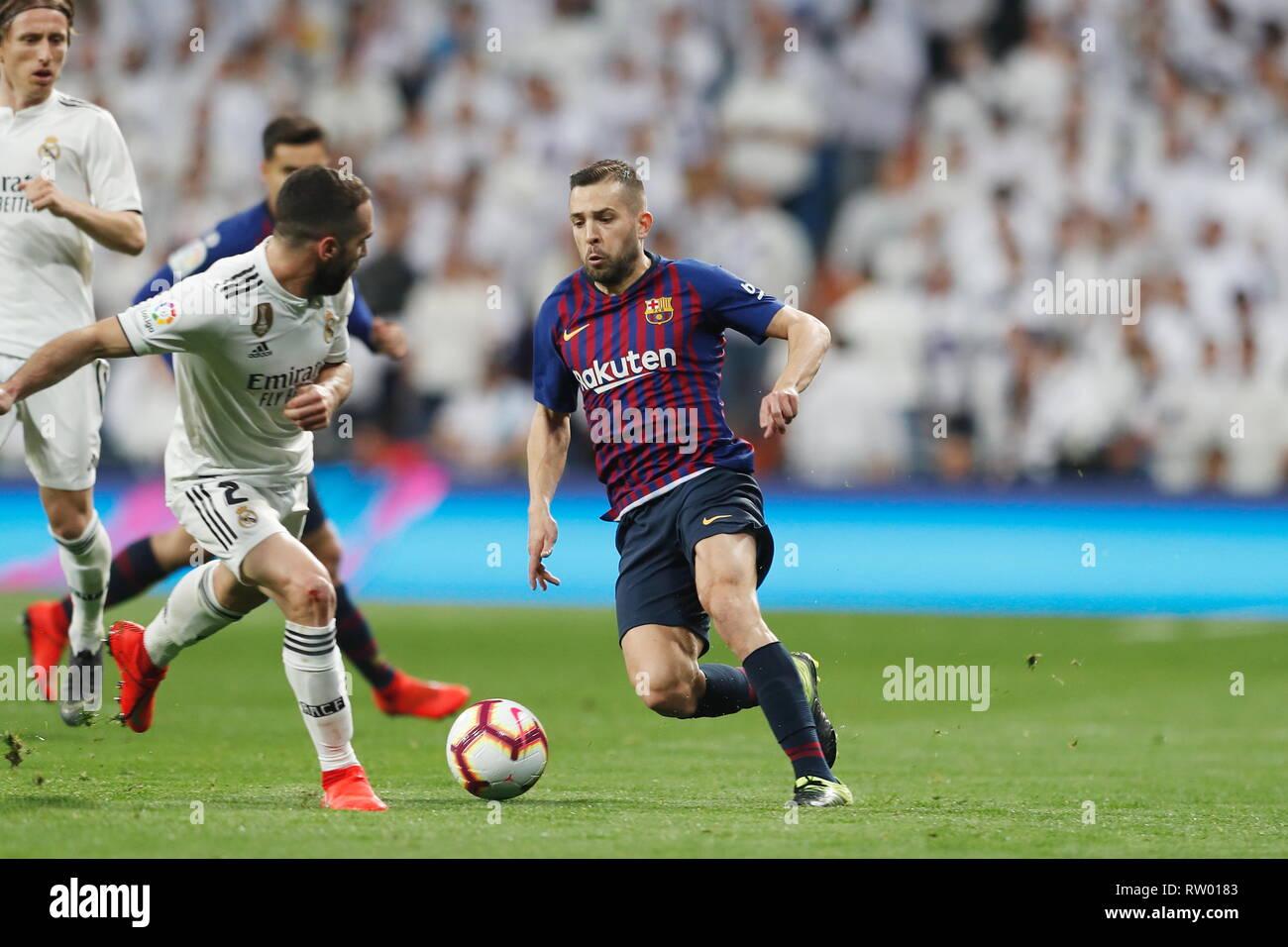 Jordi Alba (Barcelona) Football Soccer   Spanish