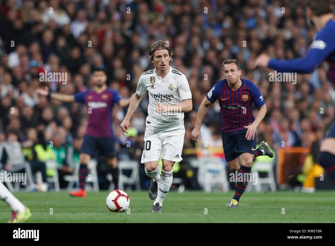 Luka Modric (Real) Football Soccer   Spanish
