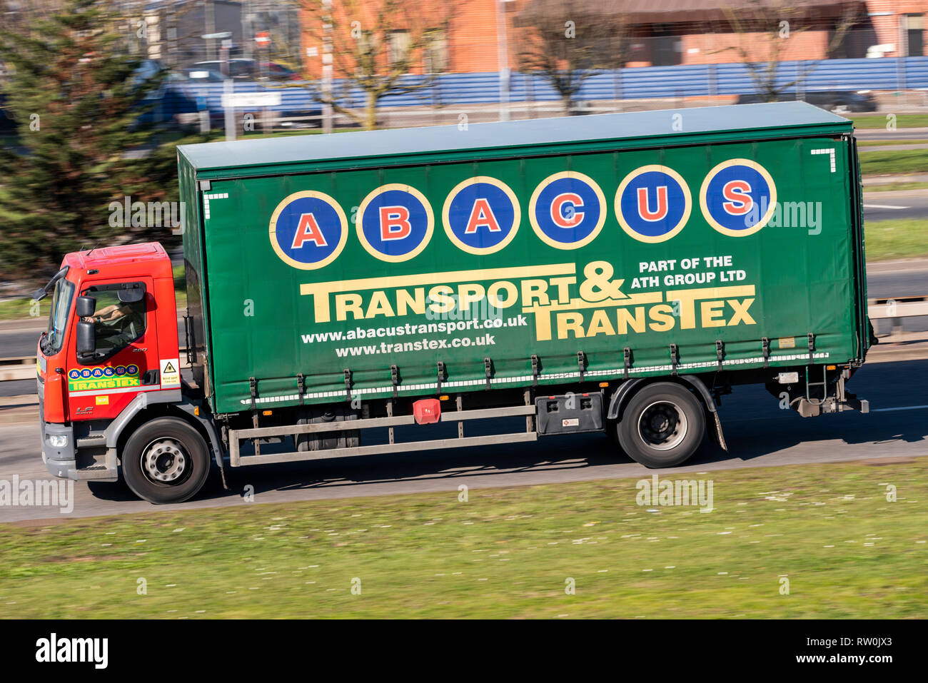 Abacus Transport & Transtex road transport, freight