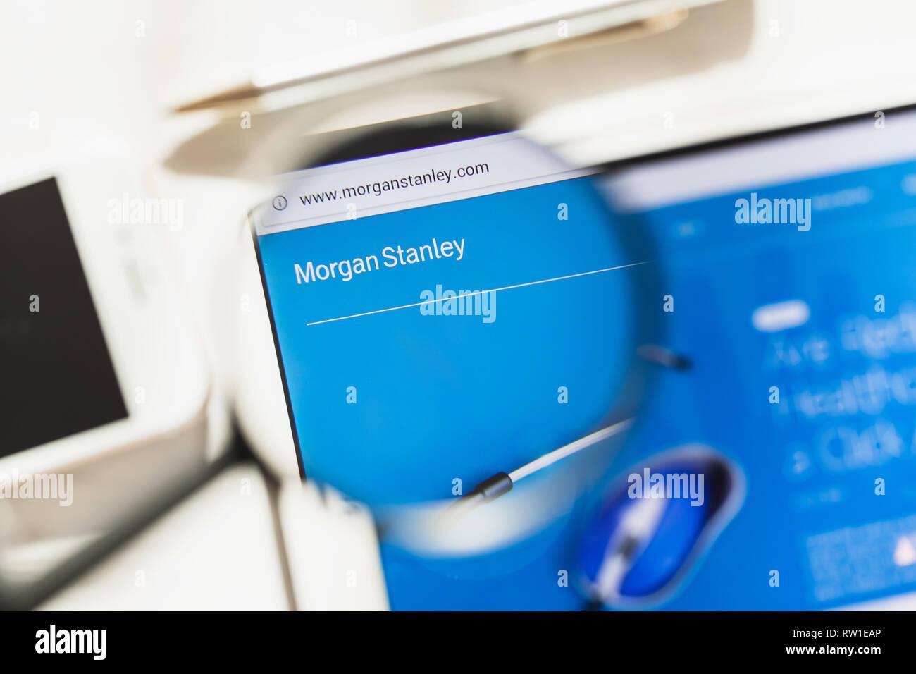 Morgan Stanley Online Stock Photos & Morgan Stanley Online