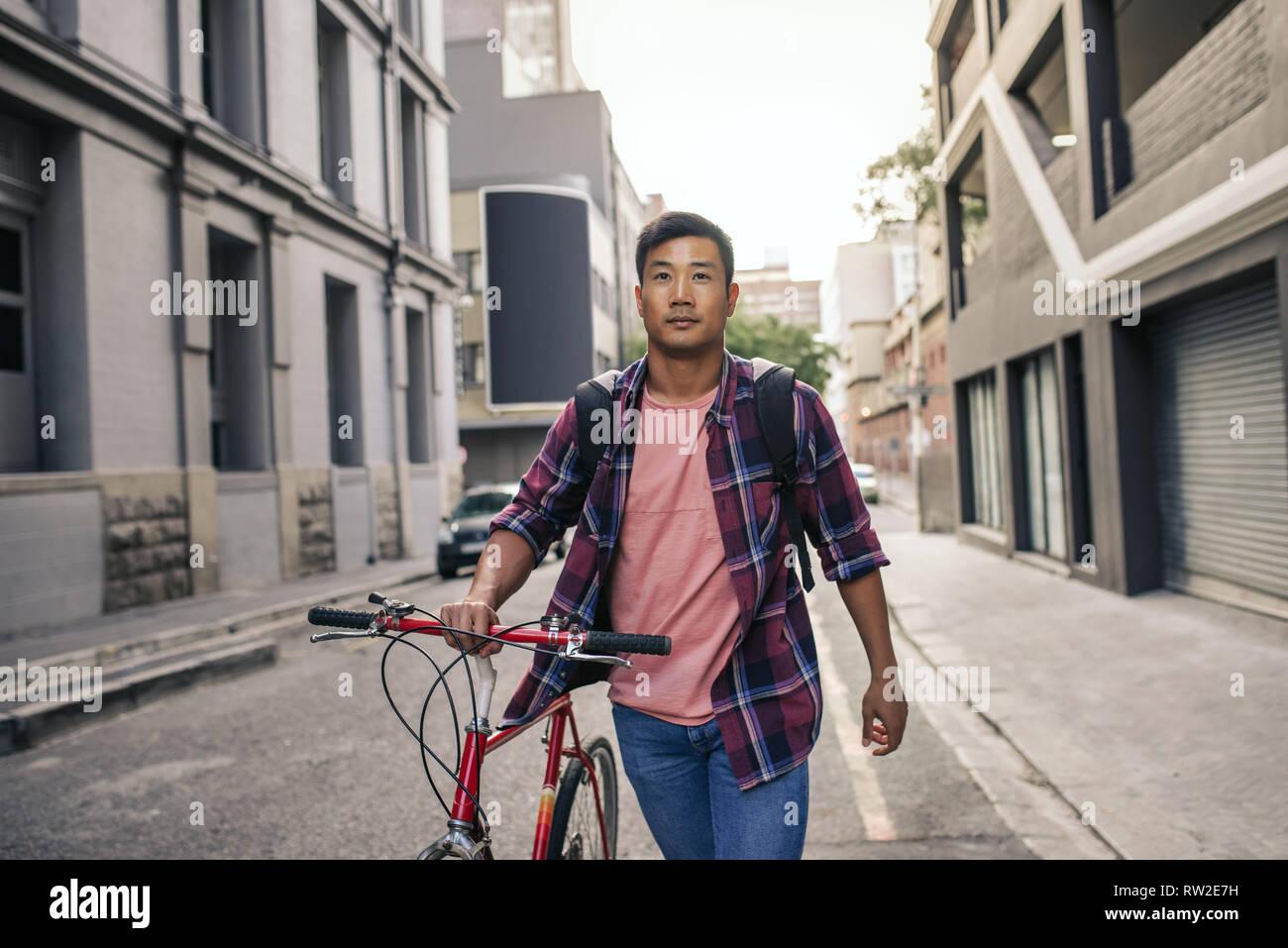 24a12b76d Handsome Asian Man Walking Stock Photos   Handsome Asian Man Walking ...