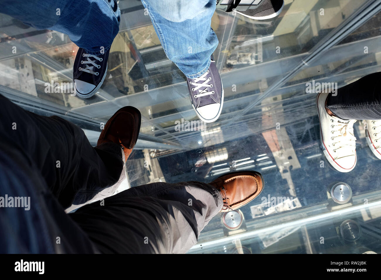 Sears Tower - Stock Image