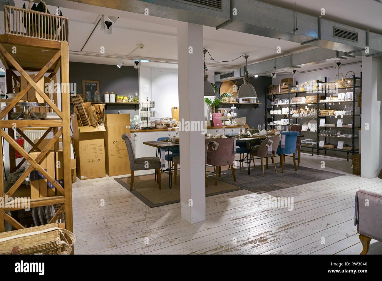 Riviera Maison Bankje St Malo.Riviera Maison Stock Photos Riviera Maison Stock Images Alamy