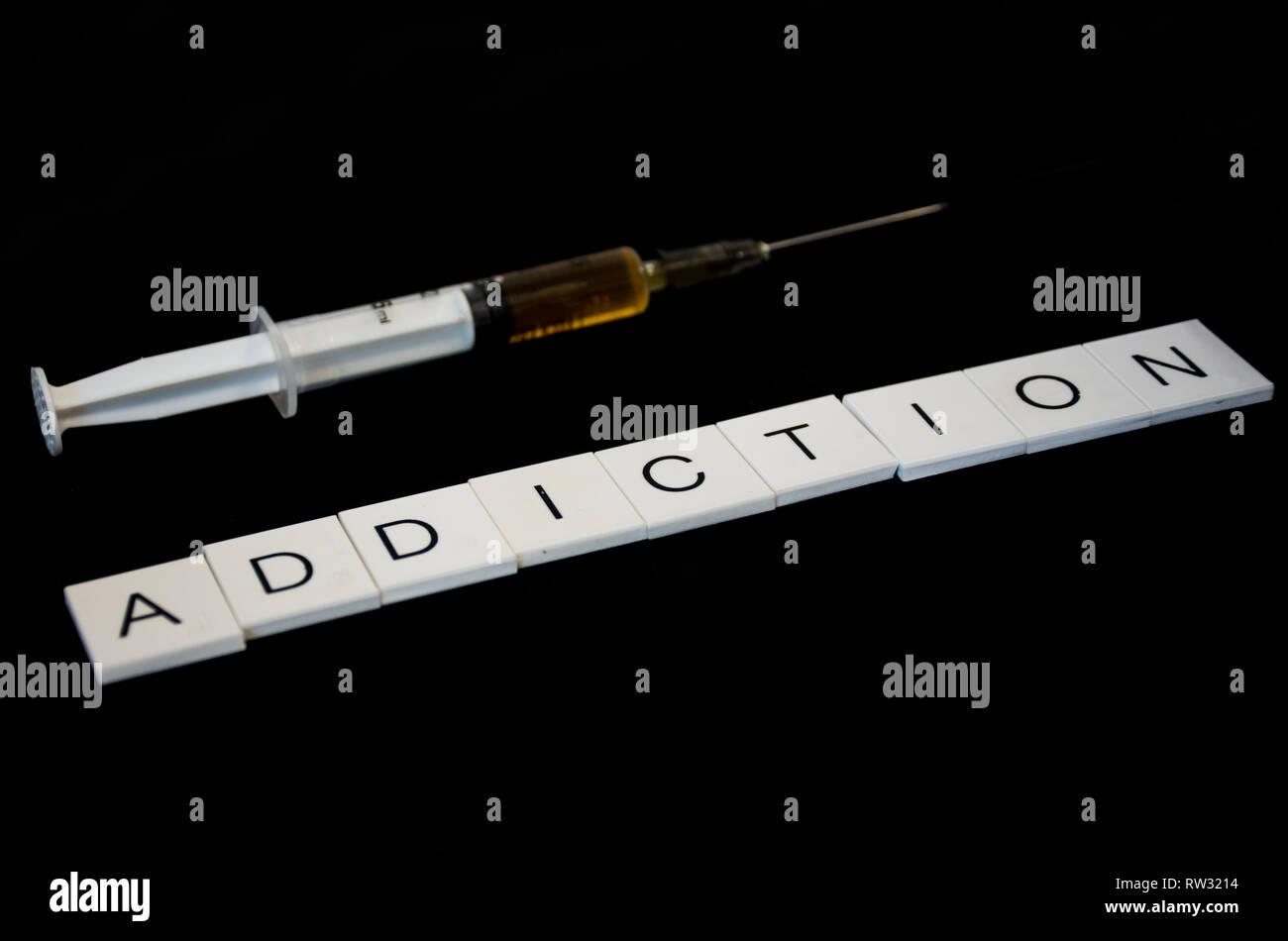 Full Syringe Stock Photos & Full Syringe Stock Images - Alamy