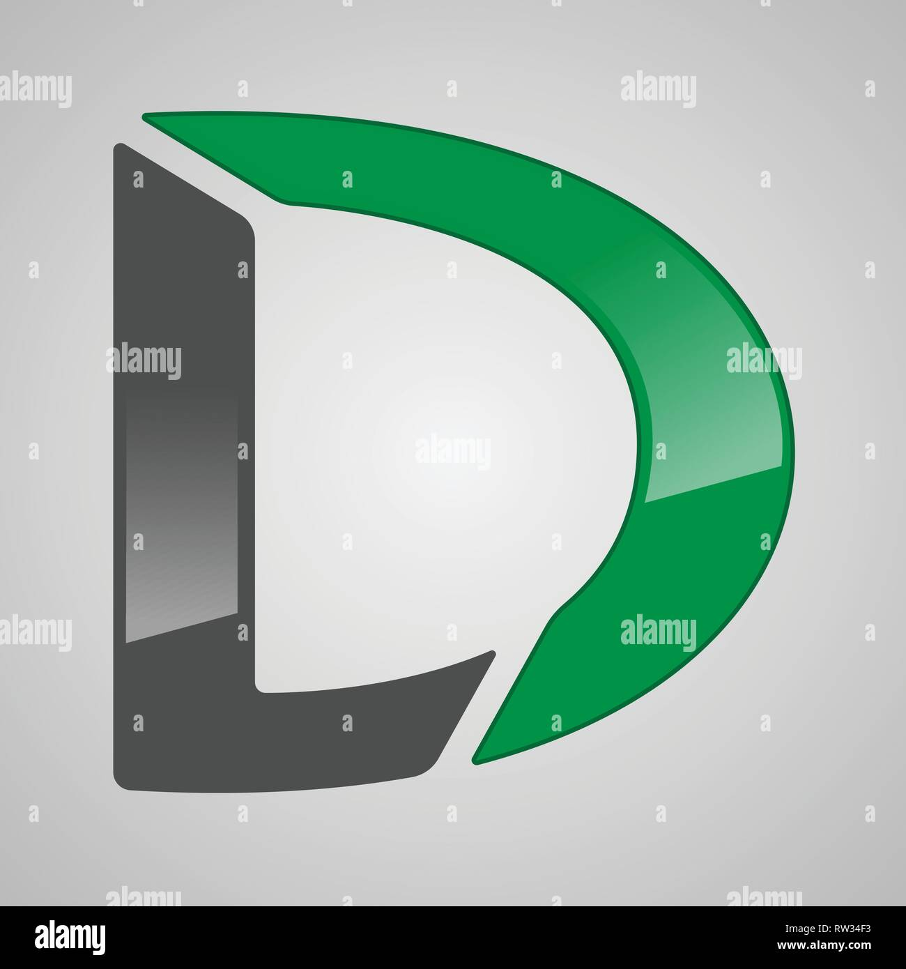 This Logo Has The Letter D The Logo Is Good For Companies