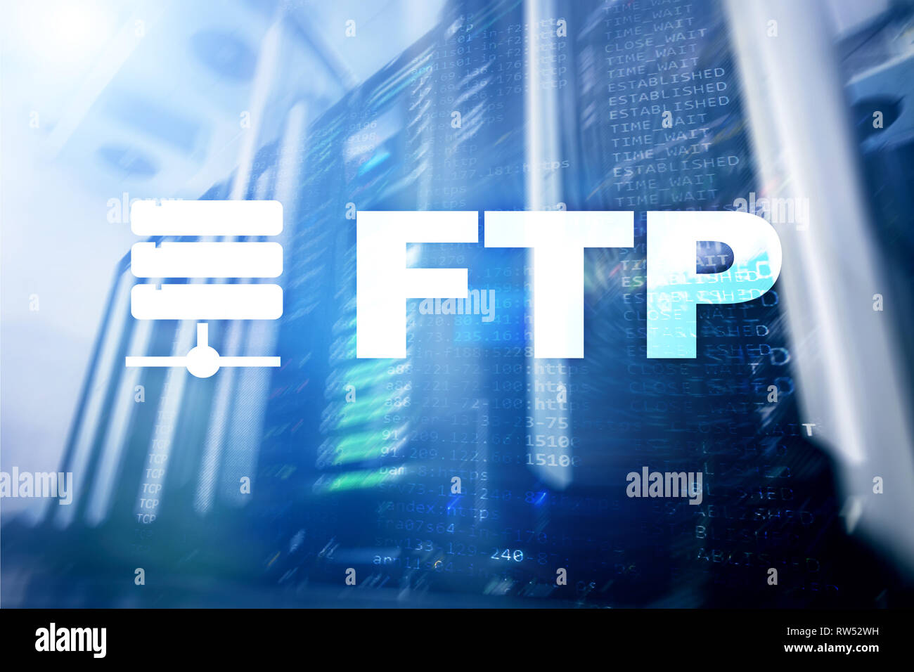 FTP - File transfer protocol  Internet and communication