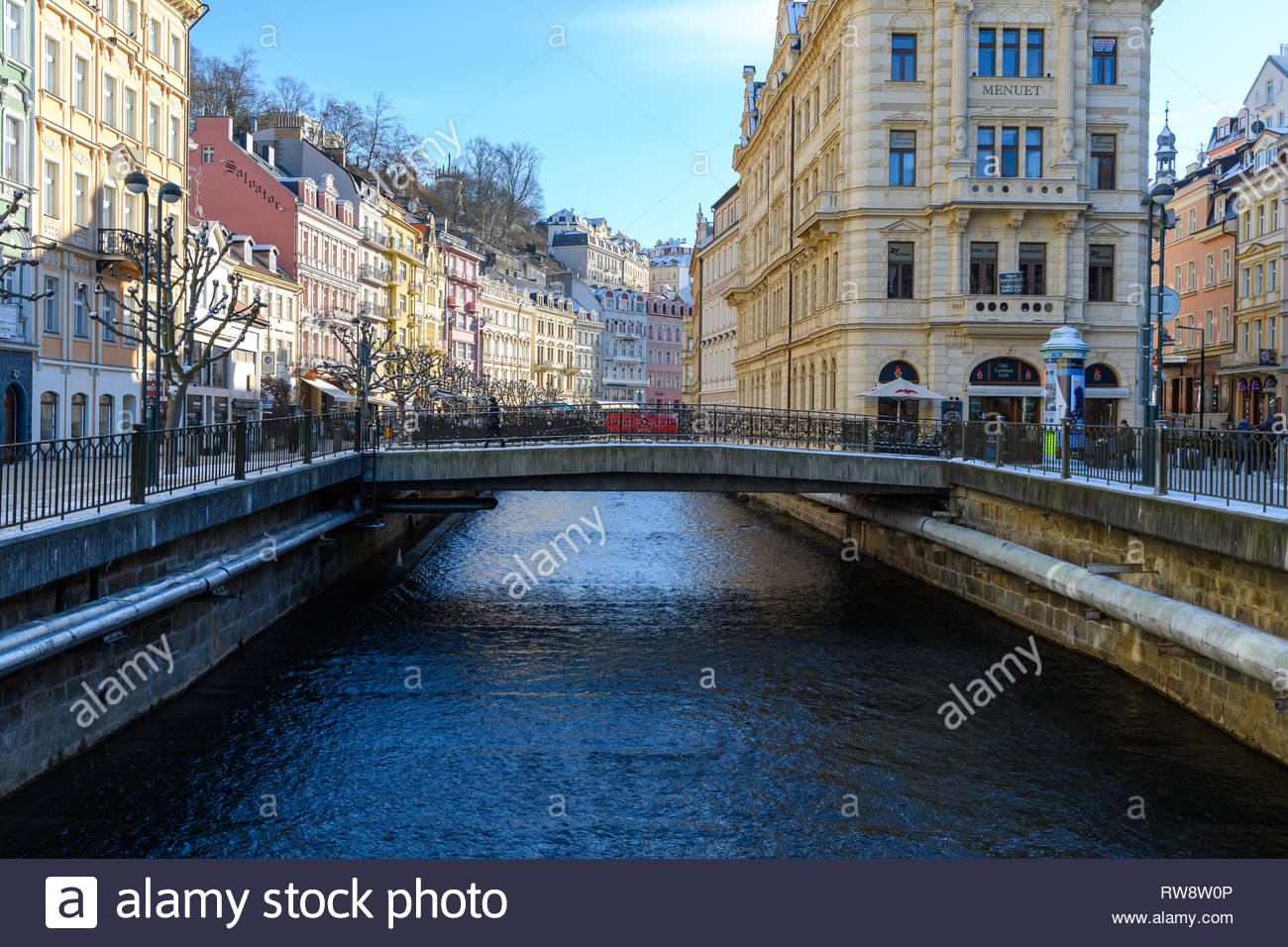 Karlsbad - Stock Image