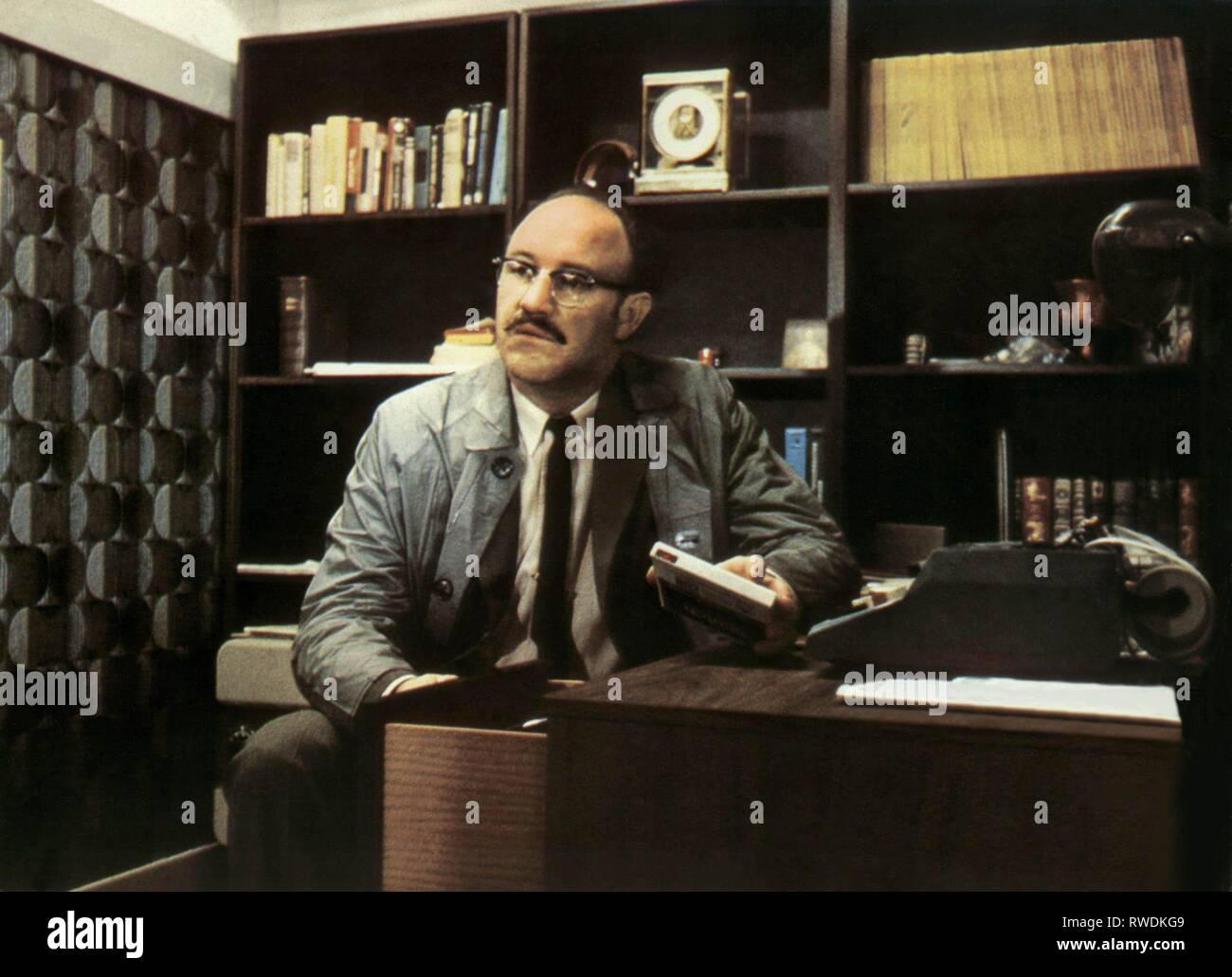 GENE HACKMAN, THE CONVERSATION, 1974 - Stock Image