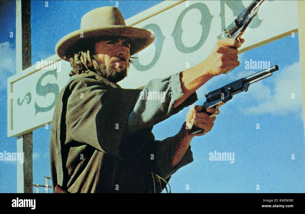 Film The Outlaw Josey Wales Stock Photos & Film The Outlaw Josey