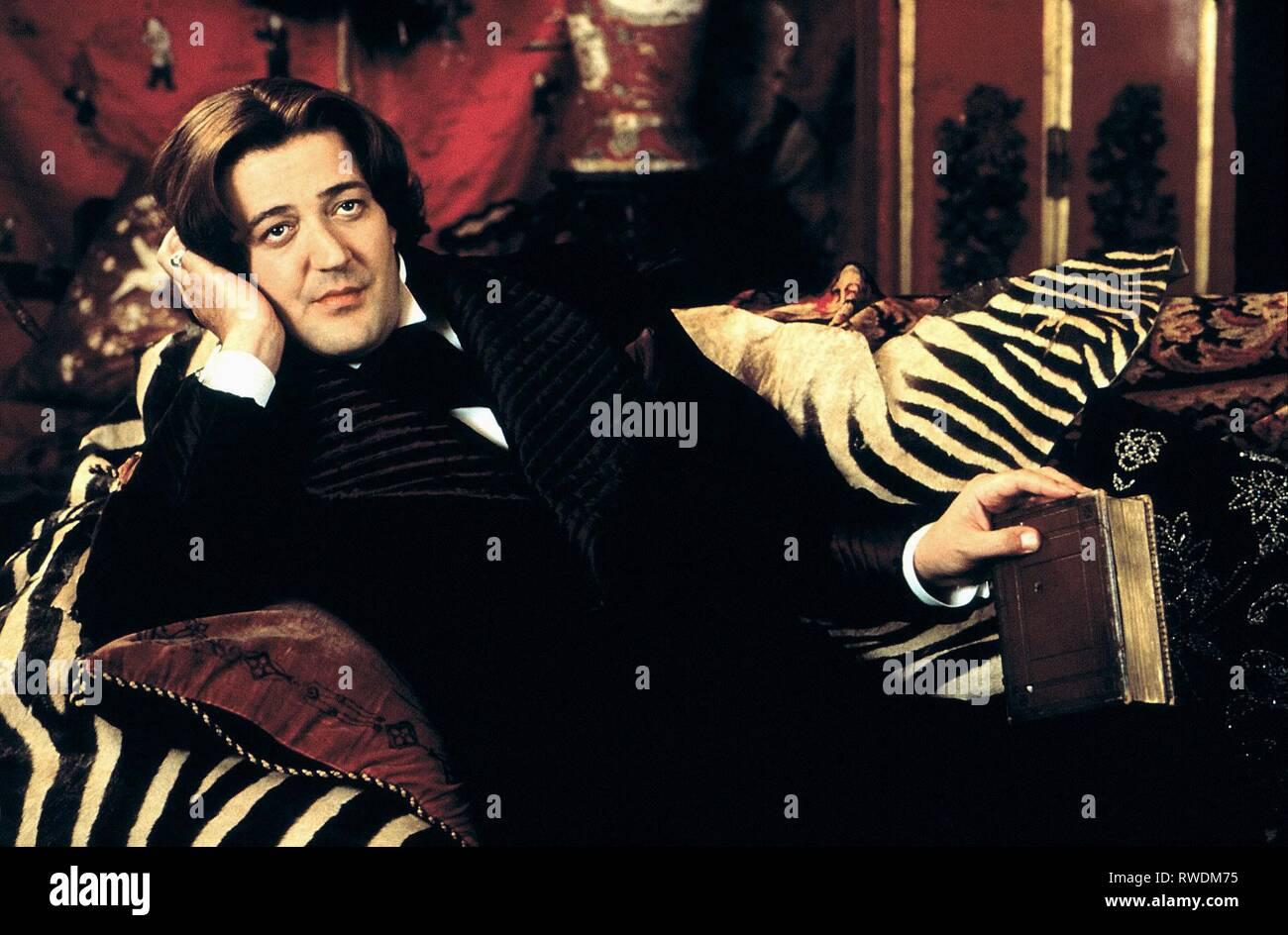 STEPHEN FRY, WILDE, 1997 - Stock Image
