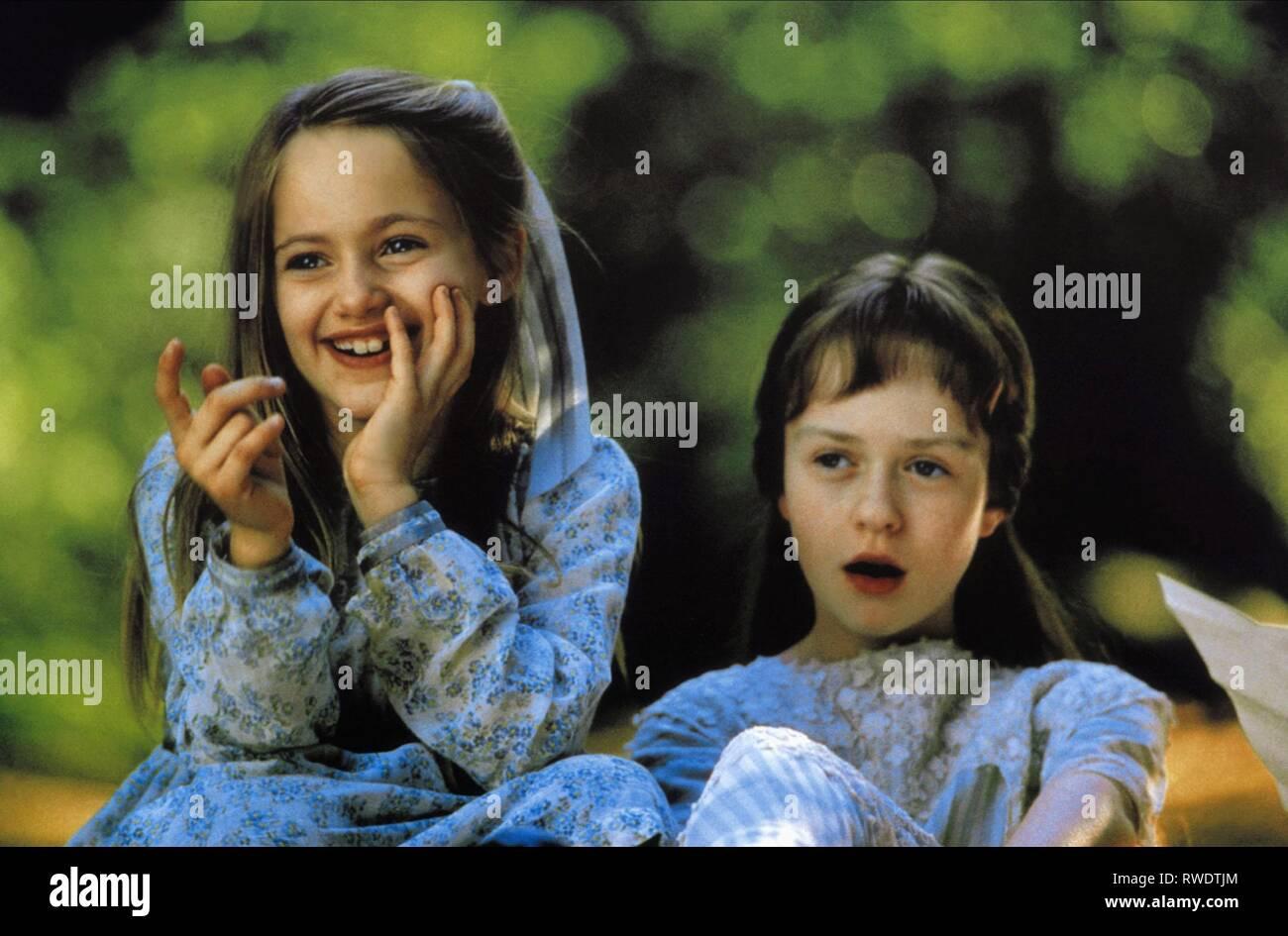 FLORENCE HOATH,ELIZABETH EARL, FAIRYTALE: A TRUE STORY, 1997 - Stock Image