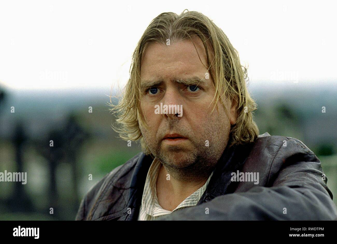 TIMOTHY SPALL, ALL OR NOTHING, 2002 - Stock Image