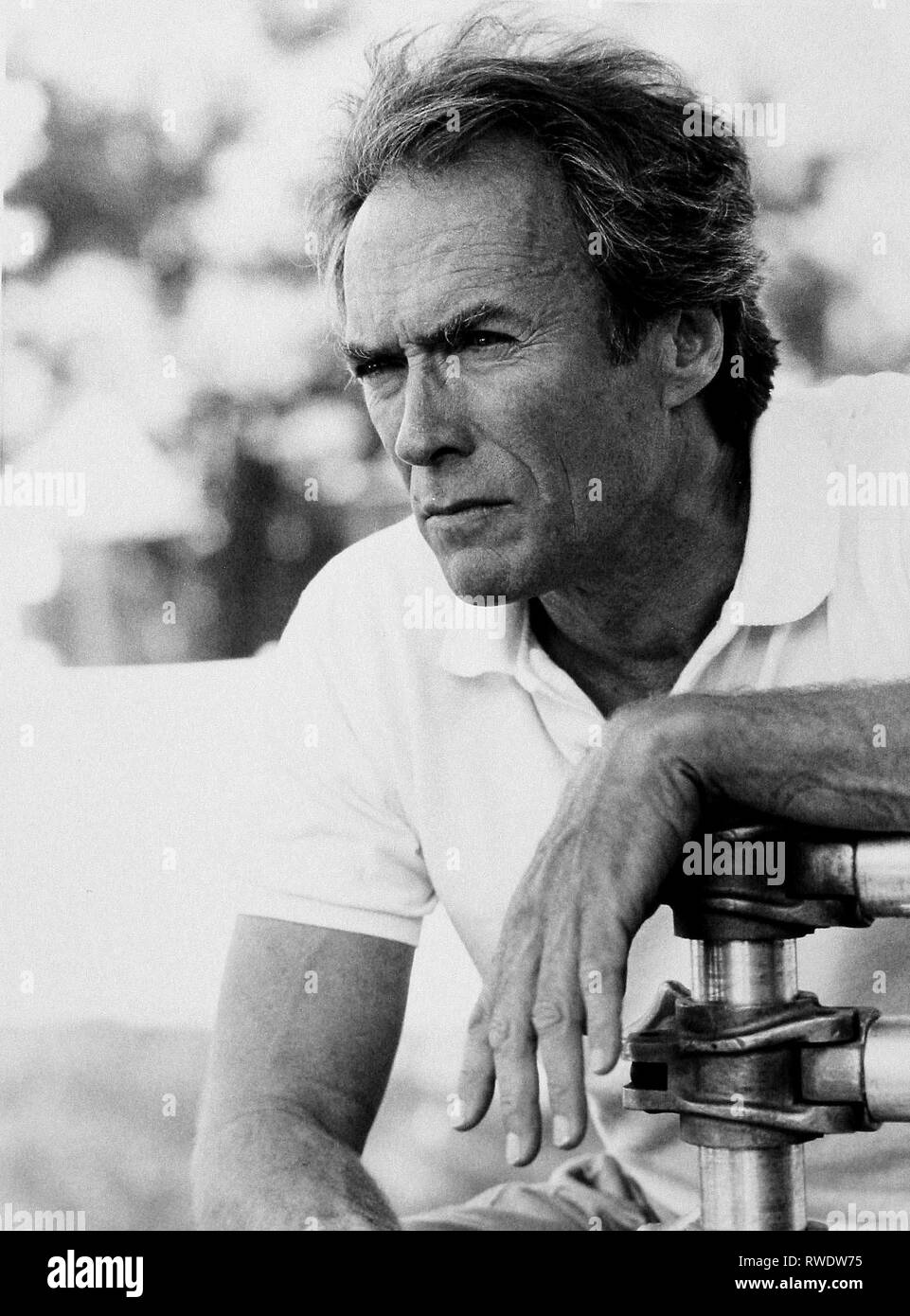 CLINT EASTWOOD, AMAZING STORIES:, 1985 - Stock Image