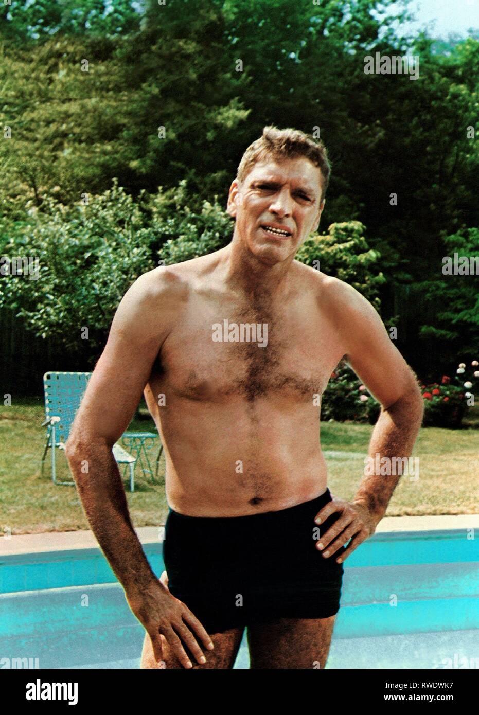 Image result for burt lancaster the swimmer