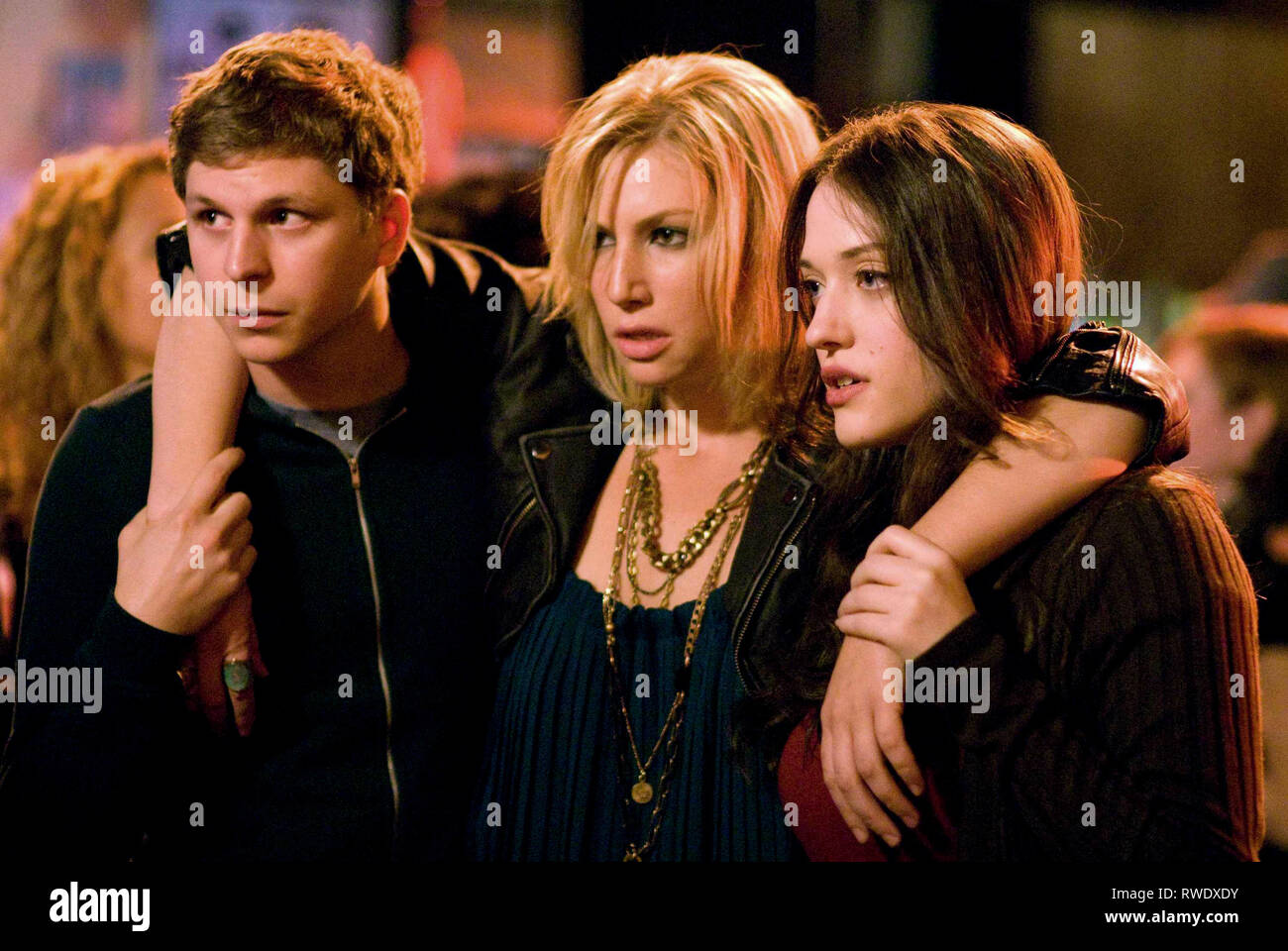 CERA,GRAYNOR,DENNINGS, NICK AND NORAH'S INFINITE PLAYLIST, 2008 - Stock Image