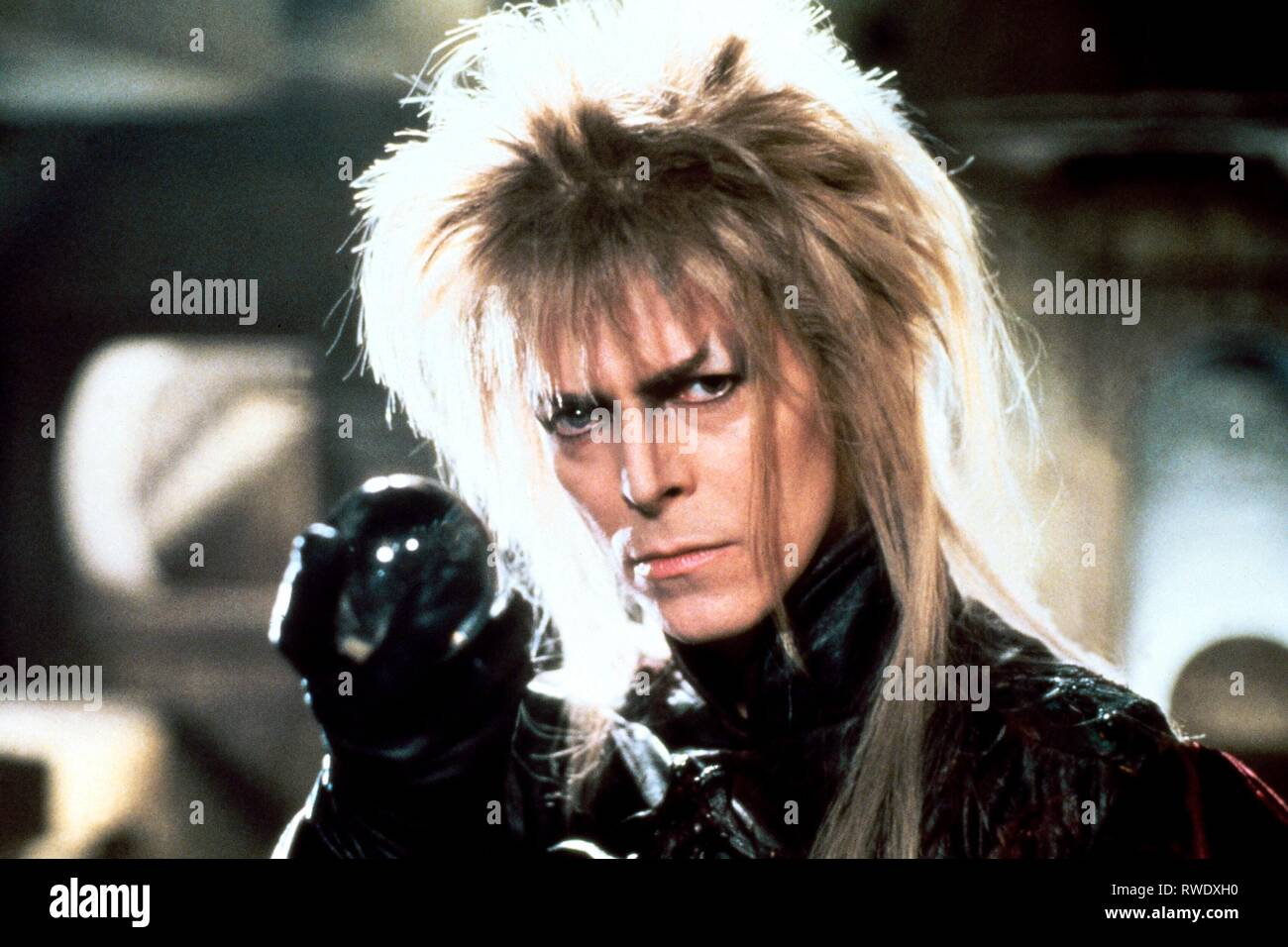 Jareth The Goblin King High Resolution Stock Photography And Images Alamy