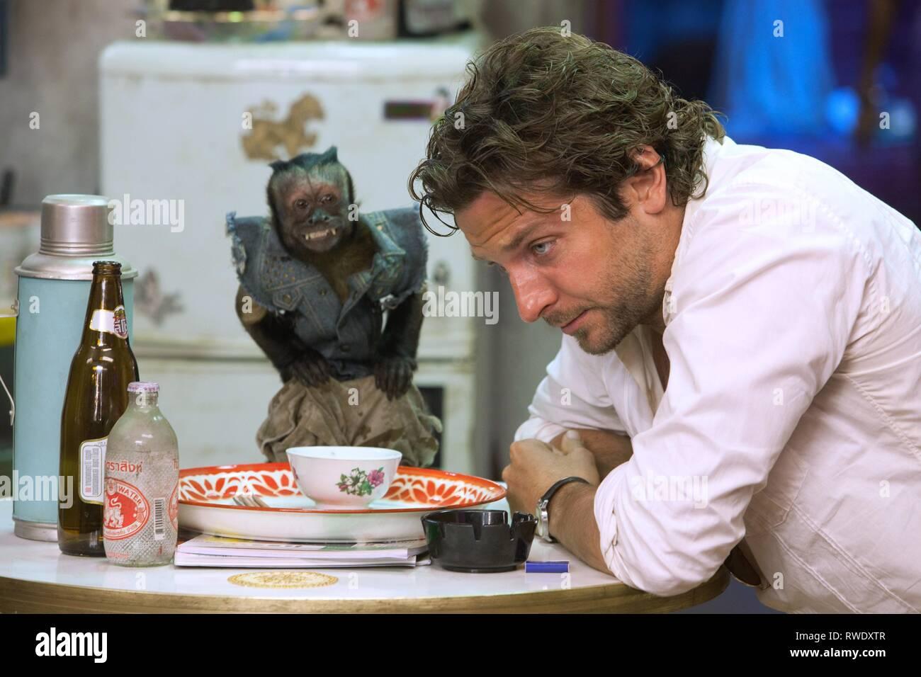 Bradley Cooper The Hangover Part Ii 2011 Stock Photo Alamy