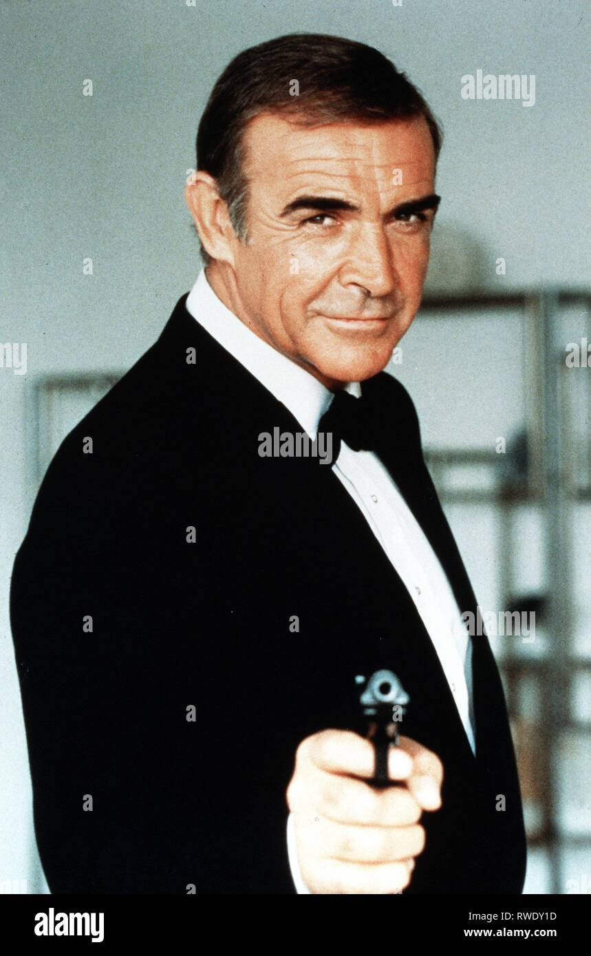 Never Say Never Again Irvin Kershner High Resolution Stock Photography And Images Alamy