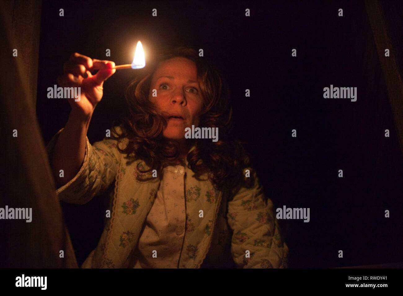 LILI TAYLOR, THE CONJURING, 2013 - Stock Image