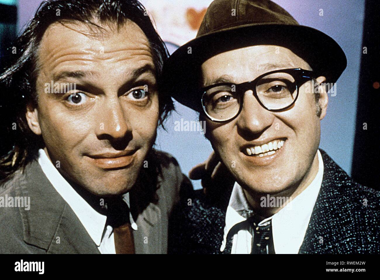 MAYALL,EDMONDSON, BOTTOM, 1991 - Stock Image