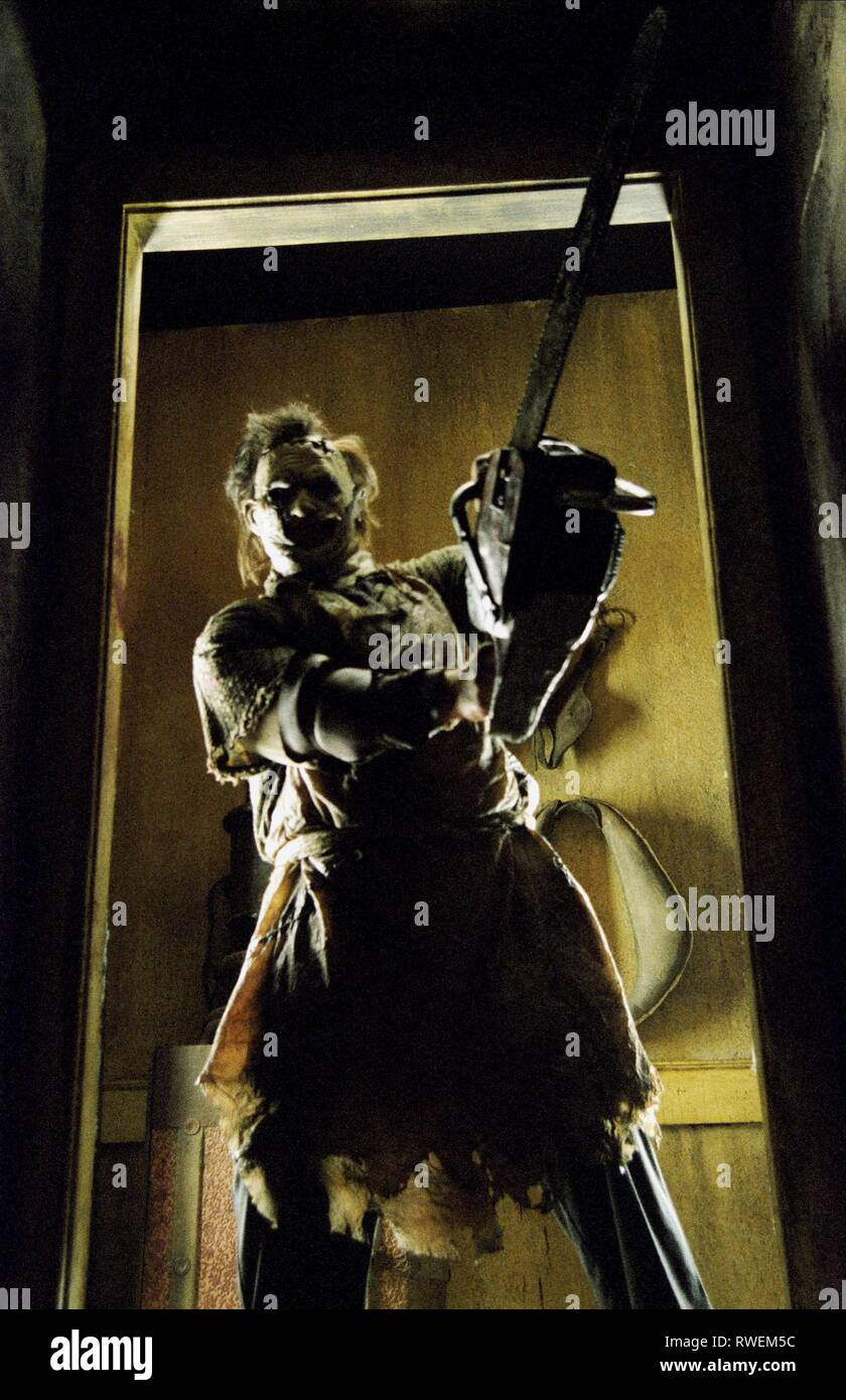 Texas Chainsaw Massacre 1A VF 7.5 2007 Stock Image