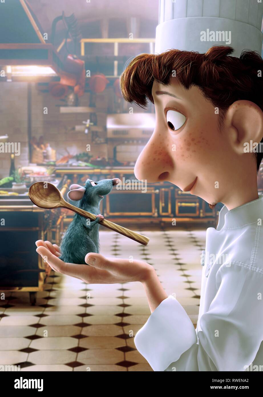 Ratatouille Movie High Resolution Stock Photography And Images Alamy