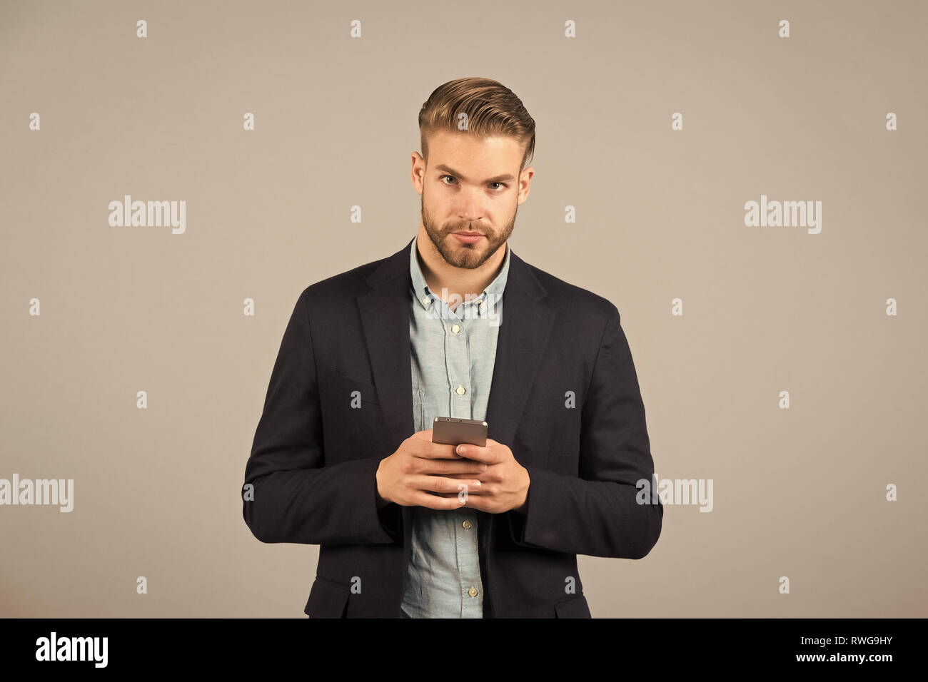 Can i have your number. Acquaintance and flirt. Spend few minutes before call to gather yourself. How start conversation. Successful phone conversations tips. Macho noticing new phone number. - Stock Image