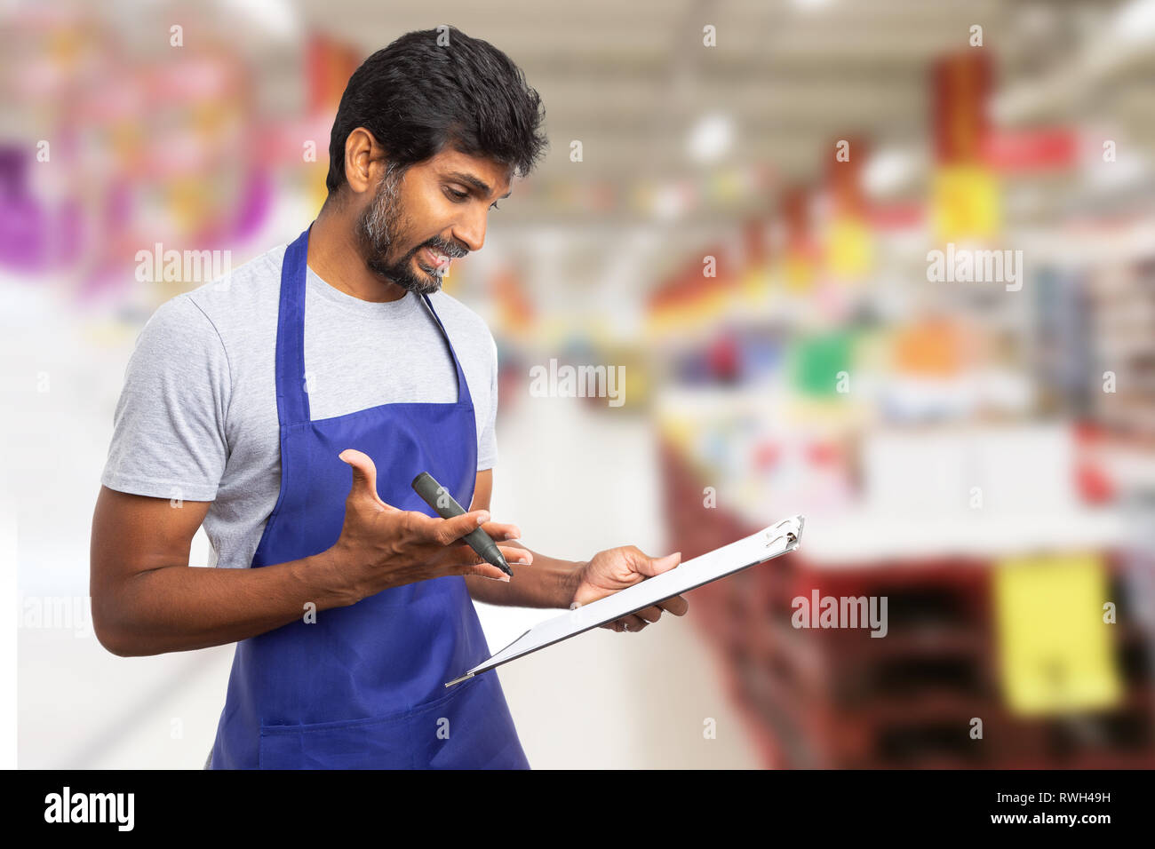 Indian Supermarket Stock Photos & Indian Supermarket Stock Images